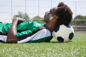 sleep soccer